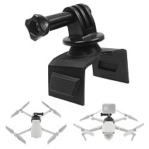 FEICHAO 3D Printed Extended Mount Bracket Holder for Mavic AIR2 Drone with 1/4 Screw for GoPro 8 7 5 Action Camera Accessories