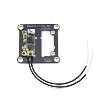 Diatone MAMBA Ultra AIO Module VTX RX FCC LBT Receiver 16CH IPEX4 ACCST D16 TX500 NTSC/PAL Switchable For FPV Racing Drone