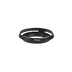 BGNING Screw Hole Hollow Metal Wide Angle Lens Hood Suitable for Canon/Nikon/SONY camera lenses
