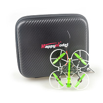 Happymodel Moblite7 1S 75mm ultra light brushless whoop EX0802 brushless motors VTX power switchable 25mw~200mw lightest 1s AIO 5IN1 F4 flight controller(in store)