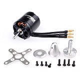 Surpass Hobby New C4260-600KV Fixed-wing Ducted Outrunner Brushless Motor for RC Airplane Glider
