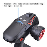 Surpass Hobby New 5CH  Super Response Radio System Remote Control Transmitter w/Receiver For RC Car Boat Tank Model