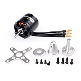 Surpass Hobby New C4250-600KV/800KV Fixed-wing Ducted Outrunner Brushless Motor for RC Racing Airplane Glider RC Model