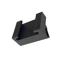 BGNing 3D Printing Cold Shoe Expansion Base for Osmo Mobile 4 External Microphone Mount Light Bracket for DJI OM4 Gimbal