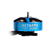 1 Piece BETAFPV 1505 3600KV /3000KV Brushless Motor 3-4S 1.5mm Shaft for TWIG Frame Kit HQ 4025 2-Blade Propeller Mini Quadcopter Drone