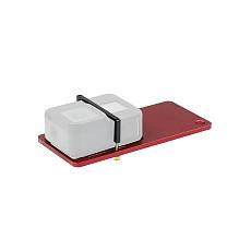 BGNING Stabilizer Conversion Splint Handheld Gimbal Connection Bracket with Plastic Splint Buckle Screws for Gopro7/6/5/4/3+ Camera