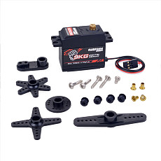 SURPASS Hobby S0900M Metal Gear 9KG Digital Servo for RC Airplane Robot 1/10 1/8 RC Monster Car Boat Duct Plane