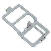 FEICHAO Handheld Gimbal Switch Mounting Plate Compatible for GOPRO Series/Osmo Mobile 3/4 Sport Camera