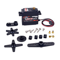 SURPASS Hobby S1500M Metal Gear 15KG Digital Servo for RC Airplane Robot 1/10 1/8 RC Monster Car Boat Duct Plane