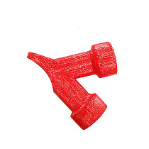 FEICHAO 3D Printing Fixed Parts Antenna Base Protective Base 3D Printing for DJI Digital Transmission Antenna