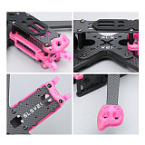 IFlight Cidora SL5 V2.1 HD 217mm 5inch Carbon Fiber FPV Freestyle Frame Kit 5.5mm Arm for RC FPV Racing Freestyle 4/6S Drone