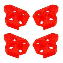 FEICHAO 4PCS  3D Printed TPU Material Arm Guard / Pad Motor Protector for iFlight TITAN Chimera7 / Chimera4 FPV Racing Drone