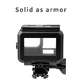 BGNing Waterproof Housing Case for GoPro Hero 9 Black Diving Shell Underwater 50m Dive Cover for Go Pro 9 Camera w/ Touch Screen
