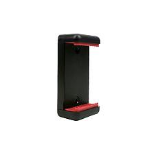 BGNing Universal Adjustable Phone Clamp Holder Smartphone Clip Upright Desktop Tripod Mount Bracket with 1/4  Screw Thread Holes
