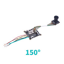 Hawkeye Firefly BWhoop HD Net Weight 6.5g Mainboard 25*25mm Wide Angle Lens 150°/165° Avaliable for 16:9 and 4:3 Monitors