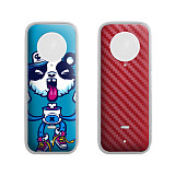 FEICHAO Stickers Protective Film PVC Combo Body Case Scratch-proof Cover Shell For Insta360 ONE X2 Action Camera Accessories