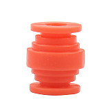 BGNing PTZ Gimbal AV Ball Damping Rubber Ball Red for FPV Camera Mount Multicopter