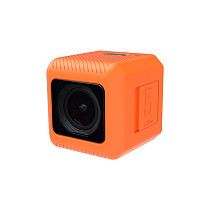 RunCam 5 Orange 12MP 4:3 145 Degree FOV 56g Ultra-light 4K HD FPV Camera for DIY RC FPV Racing Drone Toothpick
