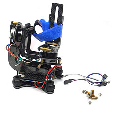 Brushless Camera Mount Gimbal Full Set Tested For Gopro 3/3+ FPV Aerial Photography W/ Motor Control Board