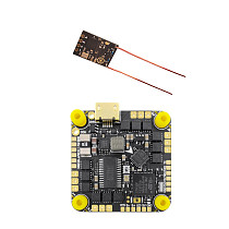 FEICHAO F411 20A/35A 2S-6S Flight Controller + XR502 Series Receiver 2.4G Dual Antenna for Frsky / Flysky/ Futaba Radio Transmitters RC FPV Drone