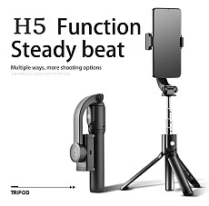 FEICHAO New Handheld Gimbal Mobile Phone Stabilizer Vlog Shooting Handheld Stabilizer Live Selfie Stick Balancer