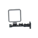 BGNING Universal Extension Bracket for DJI Ronin-S Extended Version Ronin-S External Expansion Plate Stabilizer Fast Accessory to Monitor Microphone