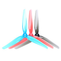 iFlight 2Pairs/Pcs Nazgul 5030 5inch 3 Blade/Tri-blade Propeller PProp Compatible iFlight XING 2005 Motor for FPV Drone Part