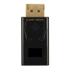 XT-XINTE DP to HDMI Adapter Supports 4K 30Hz DP to HDMI Display Port DP Male To HDMI Female Adapter Converter HDTV PC Projector