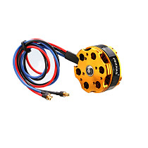 FEICHAO 4108 580KV Multiaxial Brushless Motor 3-6S Multi Rotor Disc Brushless Motor Pull-2000g for RC DIY Quadcopters Multicopters Drone, Tarot FY690S 680PRO