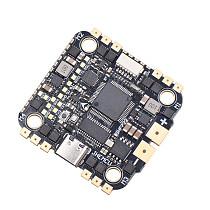 30.5*30.5mm JHEMCU GHF722AIO 40A MPU6000 F7 Flight Controller BLHELI_32 40A 4in1 ESC 3-6S for RC FPV Racing Freestyle Drones