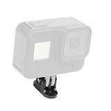 FEICHAO Action Cameras Holder Adapter for GoPro for Garmin Edge 520 1000 Bike Handlebar Extension Mount Bracket Black Fixed Base Support