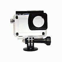 SJCAM SJ8 Series Waterproof case 30M Underwater Housing Diving Protective Cover for SJ8 Air Plus Pro Action Camera Accessories