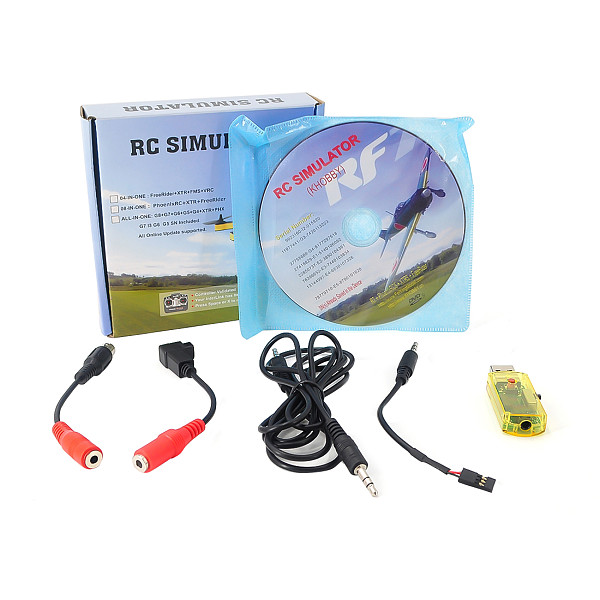 STARTRC 8-in-1 22-in-1 RC Flight Model Wireless Simulator Upgrade Version FOR Flysky i6x FUTABA Radiolink AT9s AT10 RC FPV RC Racing Drone