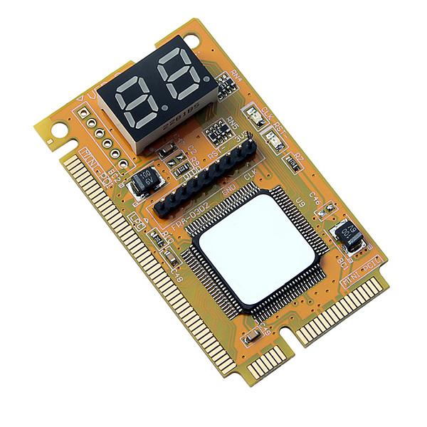 XT-XINTE 3 in 1 Mini PCI/PCI-E/LPC PC Laptop Analyzer Tester Diagnostic Post Test Card For Bitcoin Litecoin For BTC Mining