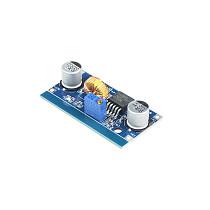 FEICHAO 5A High Power 75W XL4015E DC-DC Adjustable Buck Converter Step-Down Voltage Regulator Power Module 4-38V to 1.25-36V High-Efficiency Voltage Regulator Module