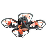EMAX Newest Nanohawk 65mm 1S Whoop FPV Beginner Indoor Racing Drone BNF FrSky D8 Runcam Nano3 Camera 25mw VTX 5A Blheli_S Rc Drone In Stock