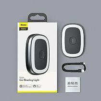 Baseus New Magnetic Car Interior Reading Light LED Ceiling Lamp Touch Sensor Indicator