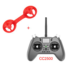 Pre-sale Jumper T-Lite 16CH Hall Sensor Gimbals CC2500/JP4IN1 Multi-protocol RF System OpenTX Mode2 Transmitter with 3D Printed TPU Rocker Cover