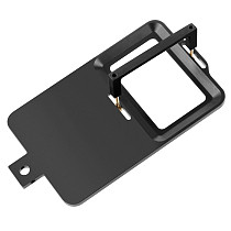 FEICHAO Handheld Gimbal Adapter Switch Mount Plate with M3 Counterweights for Gopro 9 8 AKASO EK7000 4K EKEN Osmo Action Camera
