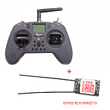 Pre-sale Jumper T-Lite 16CH Hall Sensor Gimbals CC2500/JP4IN1 Multi-protocol RF System OpenTX Mode2 Transmitter with XR502-F FRSKY-D8/D16/ XR502-F1 FRSKY-D8/ SFHSS 8CH XR602T-S Receiver