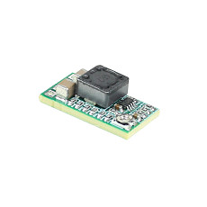 FEICHAO 5V Regulator Module Mini Voltage Reducer DC Buck Converter Step Down Module 12V 24V to 5V 3A Volt Power Supply Module (1PCS)