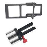 FEICHAO BJB-G9 Plastic Gimbal Conversion Splint for GOPRO9 GOPRO8 Stabilizer Splint for Gopro Series DJI Osmo Action Camera