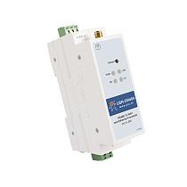 USR Din-Rail Serial port RS485 to TCP/IP WiFi Ethernet Serial Device Server converter USR-DR404 Support Modbus For Data transmission