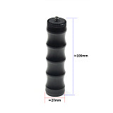 FEICHAO CNC Aluminum Alloy Handle Hand Grip Monopod Stick  for GoPro7/8/max GoPro full range AKASO EK7000 4K