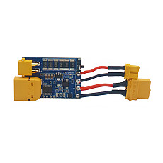VIFLY-Shortsaver Anti-short Circuit Smoke Protector Smoke Stopper Power Button Switch Electronic Fuse 2-6S XT30 TX60
