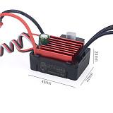 Surpass Hobby Combo 2040 3900KV Brushless Motor w/ 35A ESC S0017M 17G Digital Servo for HSP Tamiya Axial 1/16 1/18 RC Car