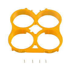 FEICHAO CINE8 85mm Cinewhoop Frame Anti-Collision Bracket TPU 3D Printed Parts DIY Assembly Kit for Brushless Motor FPV Models