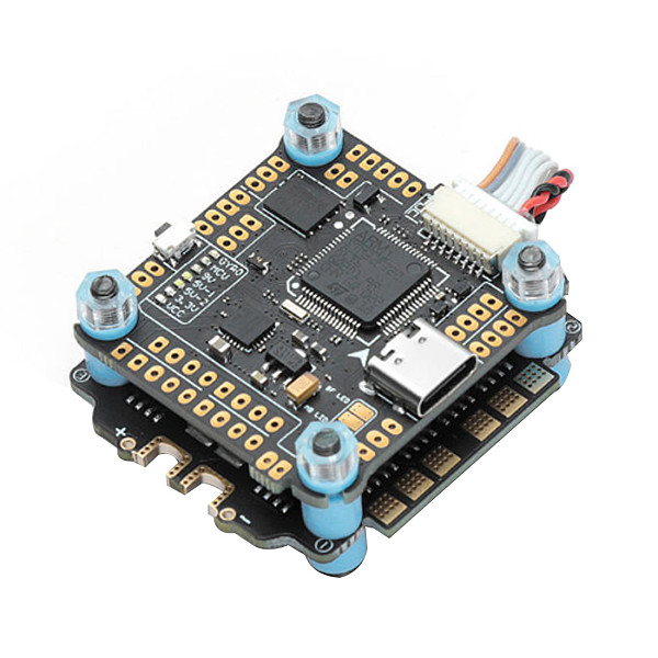DIATONE MAMBA F722 MK3 F60 PRO Flight Controller  MPU6000 F7  Flytower Flight Controller 60A BLHELI32 4in1 ESC 3-6S Stack for FPV RC Drones