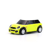 TURBO 1:76 Scale Ultra-small Remote Control Car Set Sand Table Racing Car with 2 Removable Car Shell DIY 75mAh Battery Type-c Charging Port Toy Car