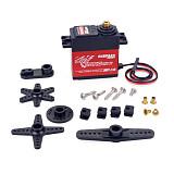 Surpass Hobby 4076 2000KV  Motor KS120A ESC 20kg Half aluminum frame iron core extended version Digital Servo Combo for RC Drift Racing Car Truck Parts
